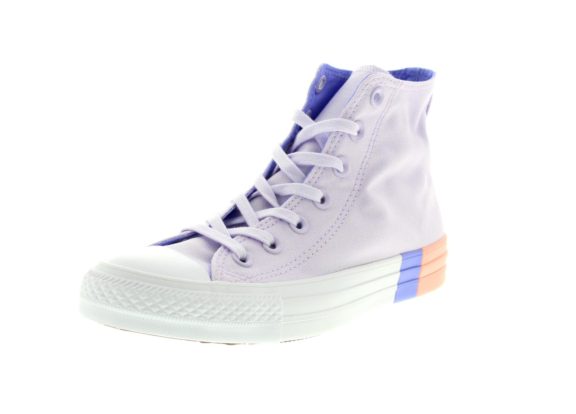 CONVERSE Damen Sneakers CTAS HI 159520C - barley grape_0