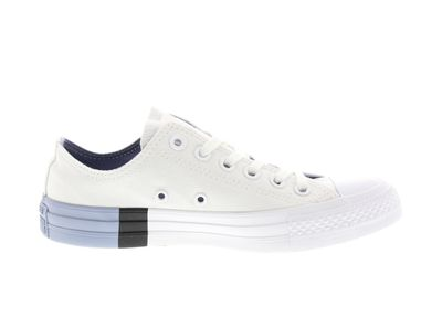 CONVERSE Damen Sneakers CTAS OX 159522C - white glacier preview 4