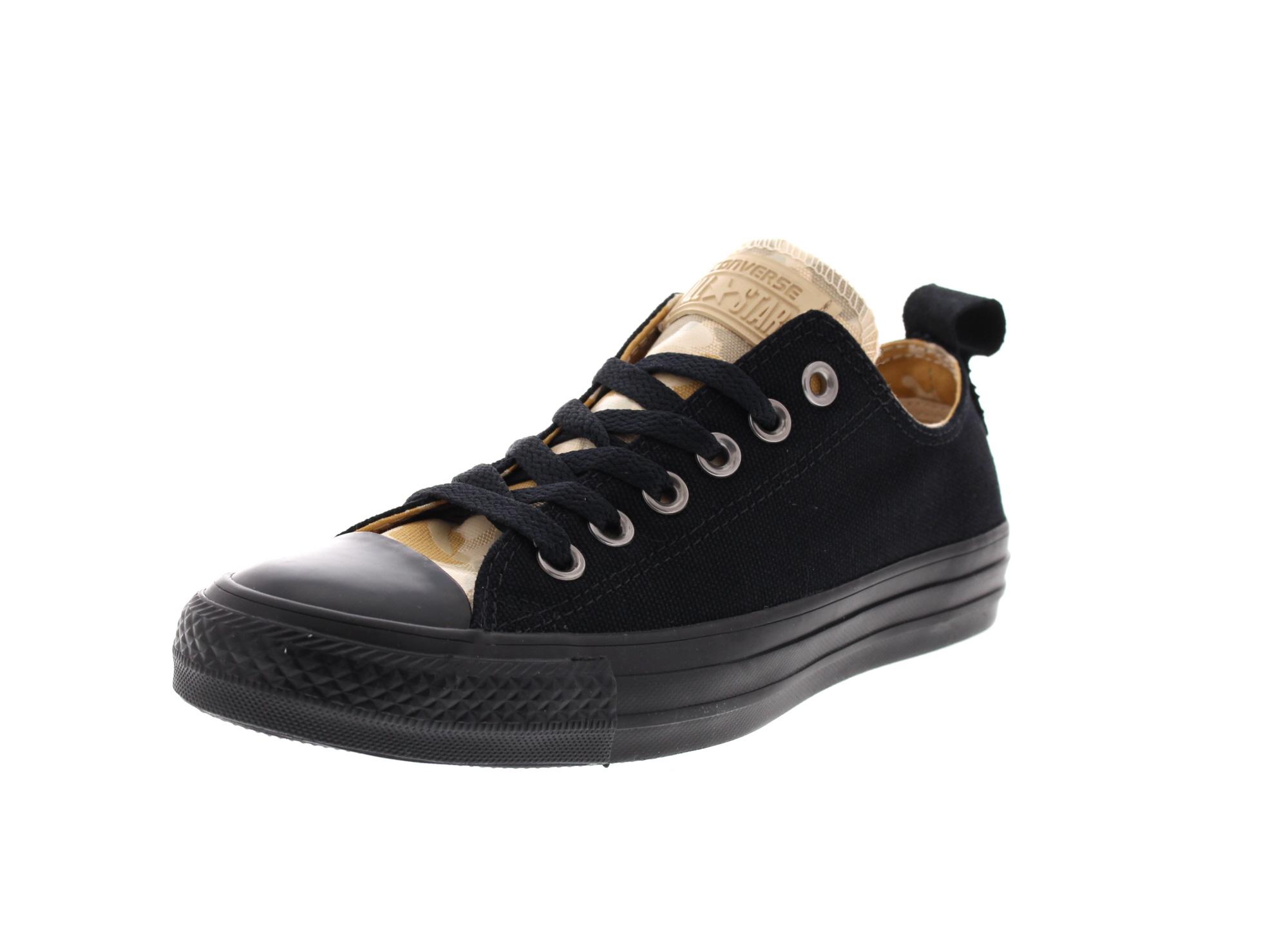CONVERSE Sneakers - CTAS OX 159755C - black light twine_0