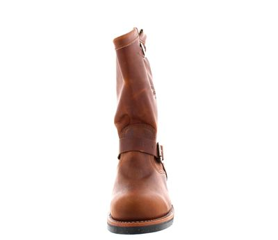 "CHIPPEWA 11"" Bikerboots STEEL TOE ENGINEER 1901M05 E tan preview 3"
