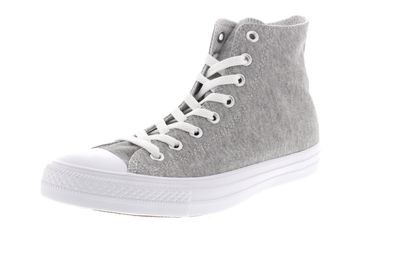 CONVERSE - Shoes CTAS HI 159635C - gray white
