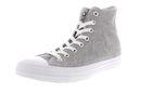 CONVERSE in Übergrößen - CTAS HI 159635C - gray white 001