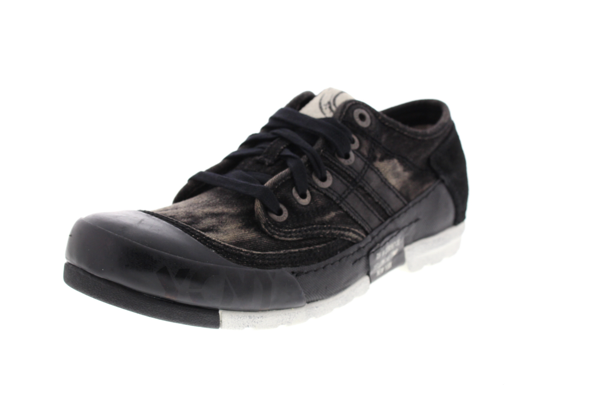 YELLOW CAB Herrenschuhe - Sneakers MUD M 12255 - black_0