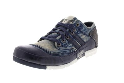 YELLOW CAB Herrenschuhe - Sneakers MUD M 12255 - blue