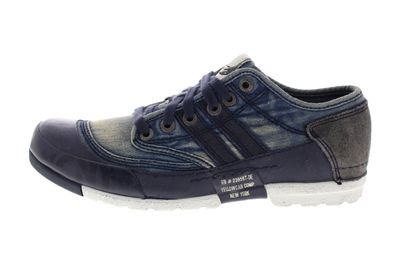 YELLOW CAB Herrenschuhe - Sneakers MUD M 12255 - blue preview 2