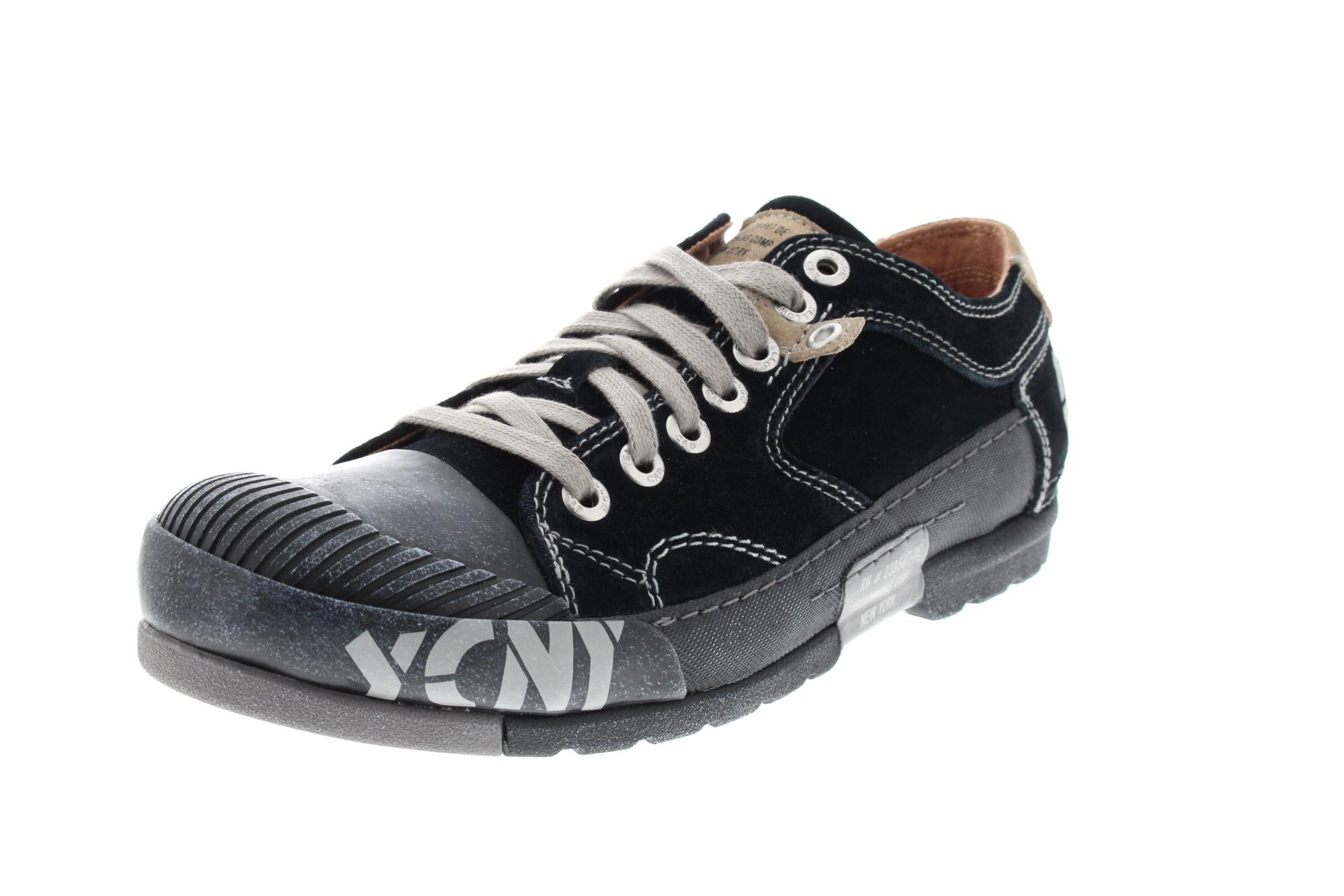 YELLOW CAB Herrenschuhe - Sneakers MUD M 12263 - black_0