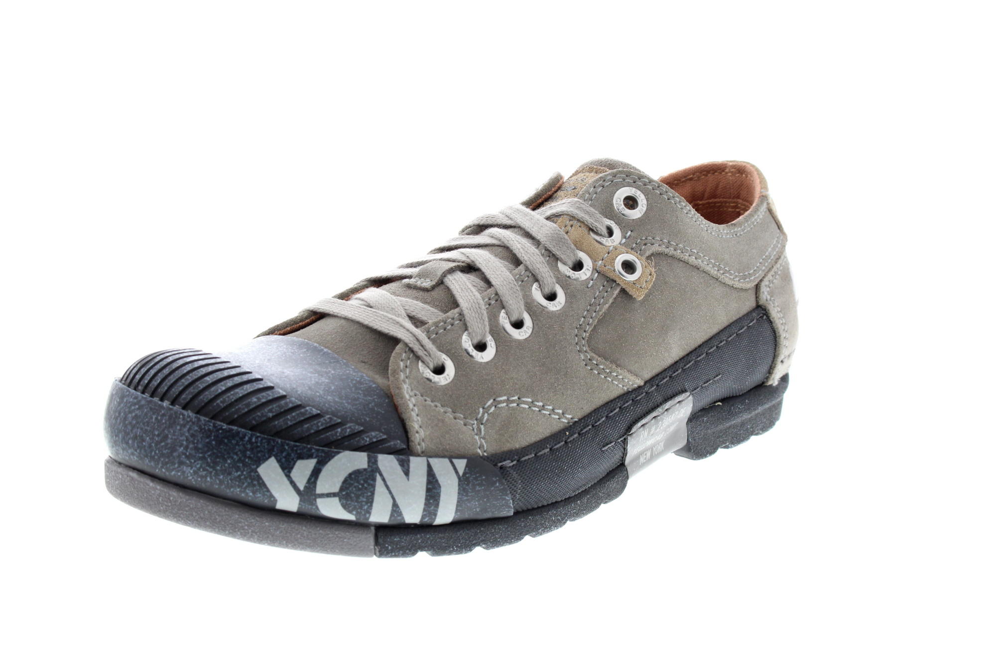 YELLOW CAB Herrenschuhe Sneakers MUD M 12263 dark grey_0