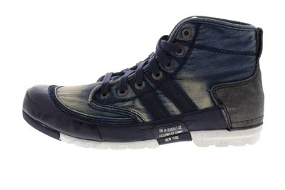 YELLOW CAB Herrenschuhe - Sneakers MUD M 15463 - blue preview 2