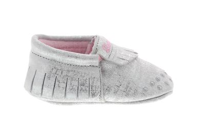 SKECHERS Baby - 89283 Lil Crawlers Curious One - silver preview 4