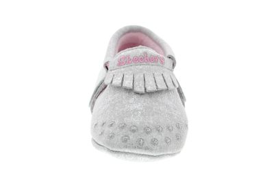 SKECHERS Baby - 89283 Lil Crawlers Curious One - silver preview 3