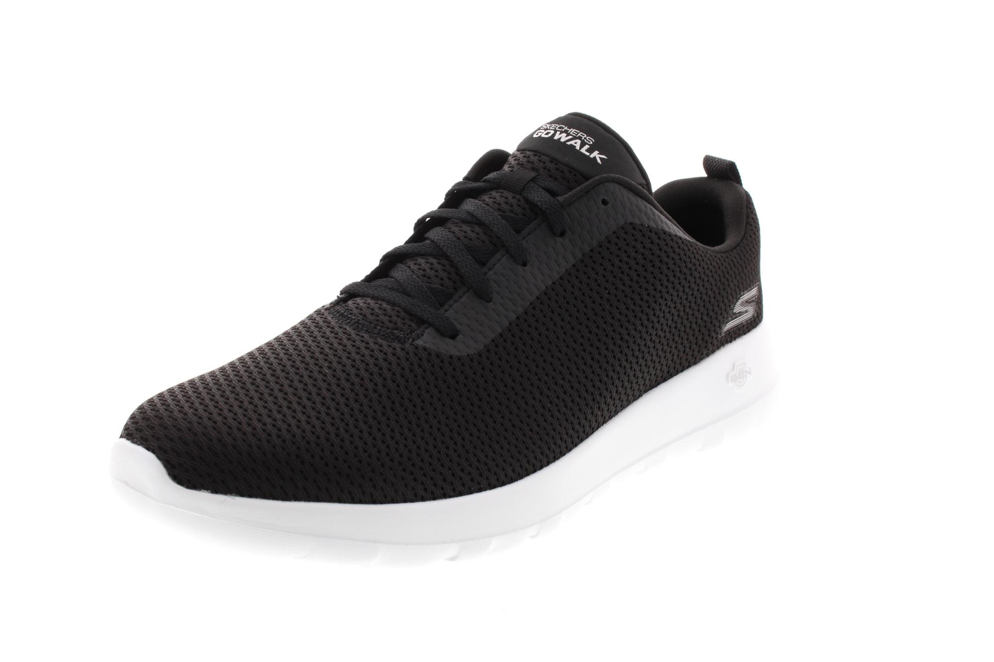 SKECHERS in Übergröße - Sneakers GO WALK MAX 54601 BKW