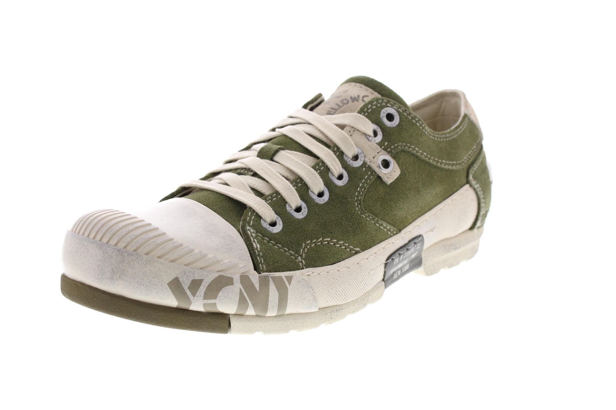 YELLOW CAB Herrenschuhe Sneakers MUD M 12264 - moss_0