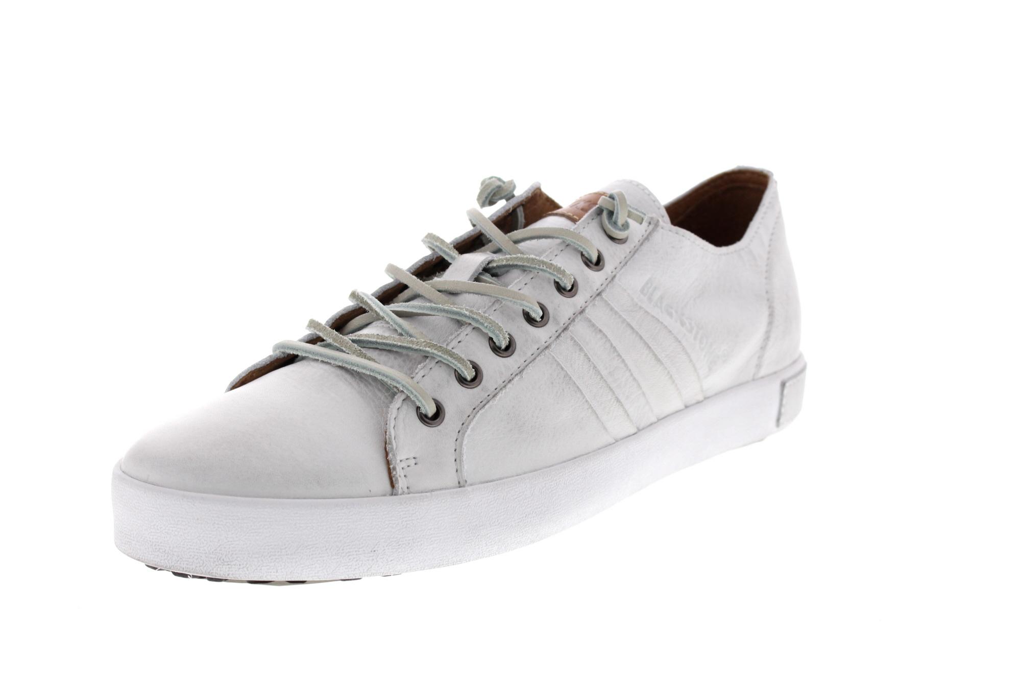 BLACKSTONE Herrenschuhe - Sneakers JM11 - white _0
