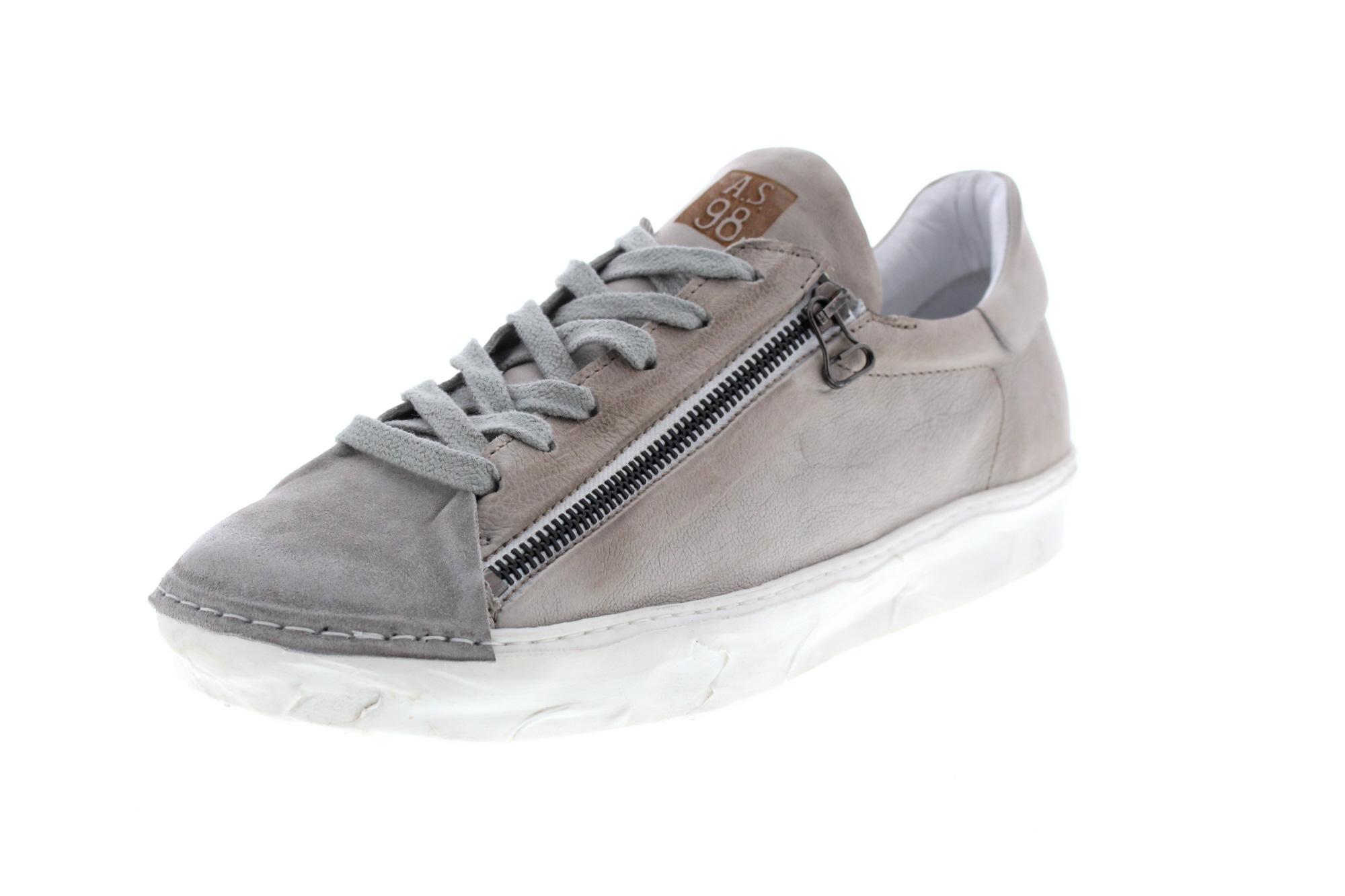 A.S.98 Herrenschuhe Sneaker 453103 grigio