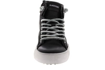 BLACKSTONE Damenschuhe - Hi-Cut-Sneakers PL70 - black preview 3