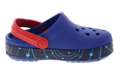 CROCS Kinderschuhe CROCBAND GALACTIC CLOG cerulan blue preview 4