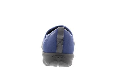CROCS Slipper DUET BUSY DAY 2.0 Satya A-line bijou blue preview 5
