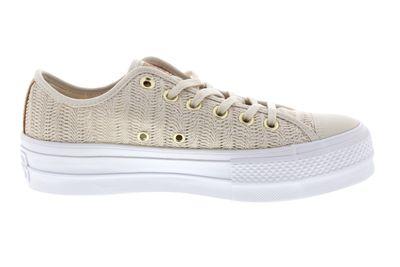 CONVERSE Damen Sneakers CTAS LIFT OX 560655C driftwood preview 4