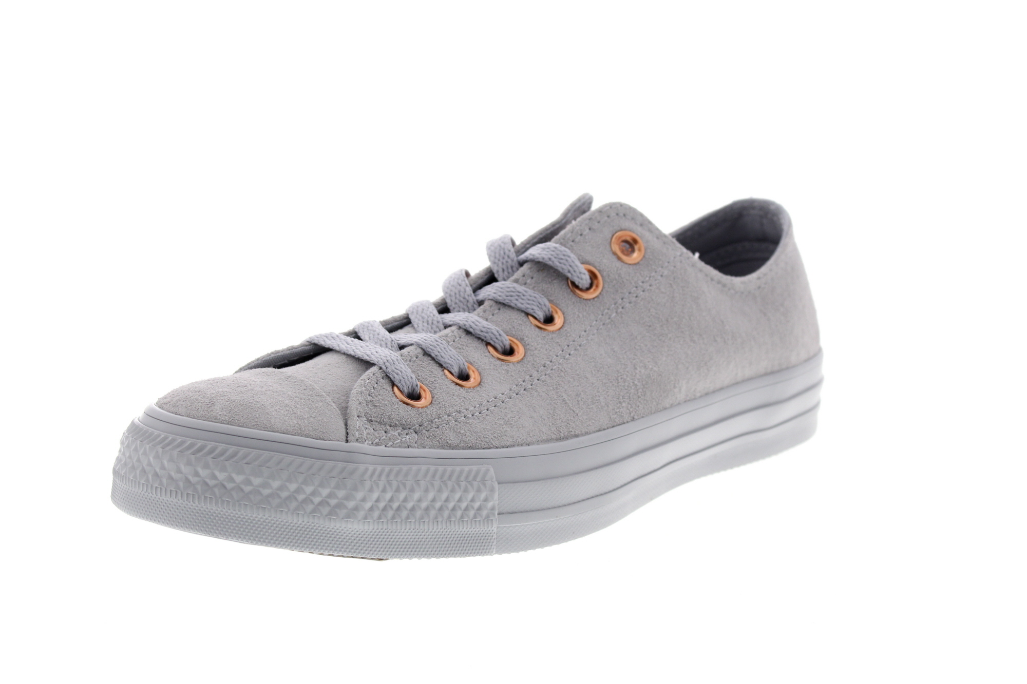CONVERSE Damen Sneakers CTAS OX 161206C wolf grey blue0-6509
