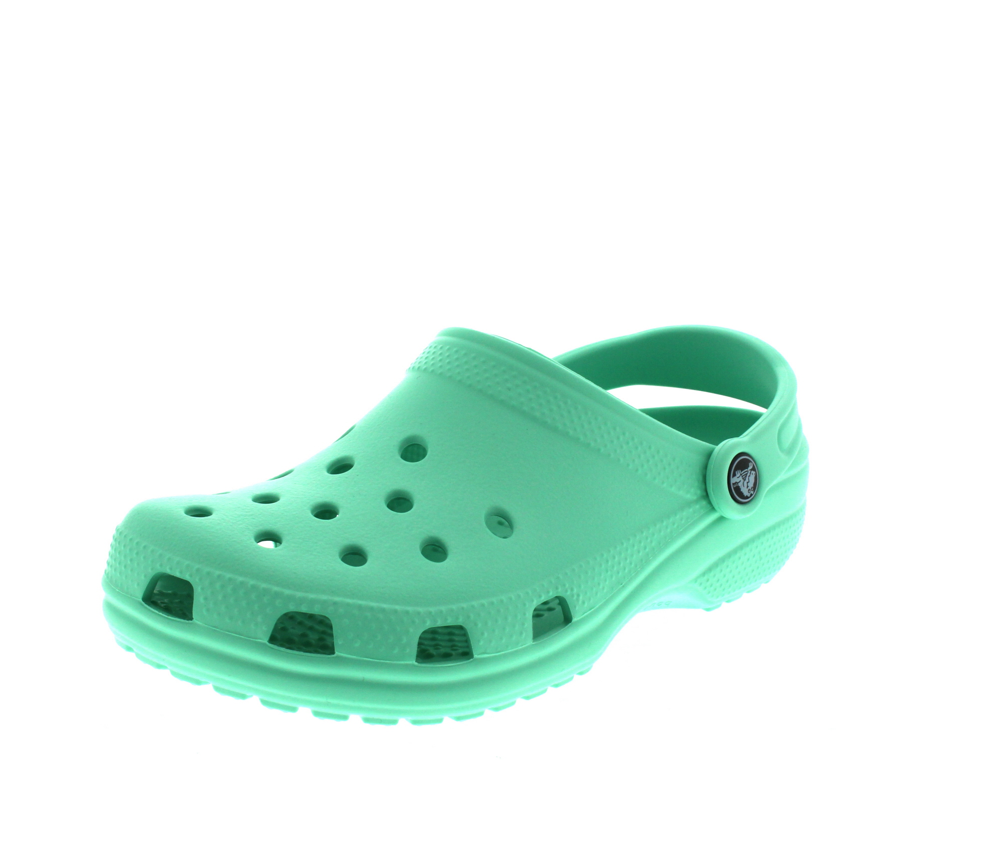 CROCS Kinderschuhe - Clogs CLASSIC KIDS 204536 new mint0-6530