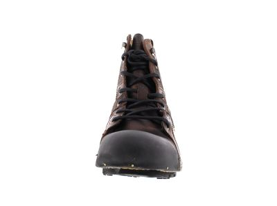 YELLOW CAB - Boots INDUSTRIAL - 15012 - dark brown preview 3