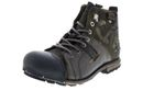 YELLOW CAB Herrenschuhe - Boots INDUSTRIAL 15012 green0-6535 001