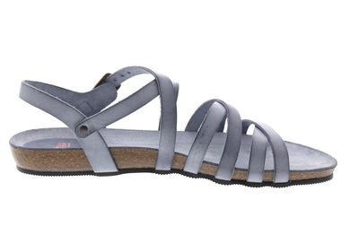 FRED DE LA BRETONIERE - Sandalen 170010028 - jeans blue preview 4