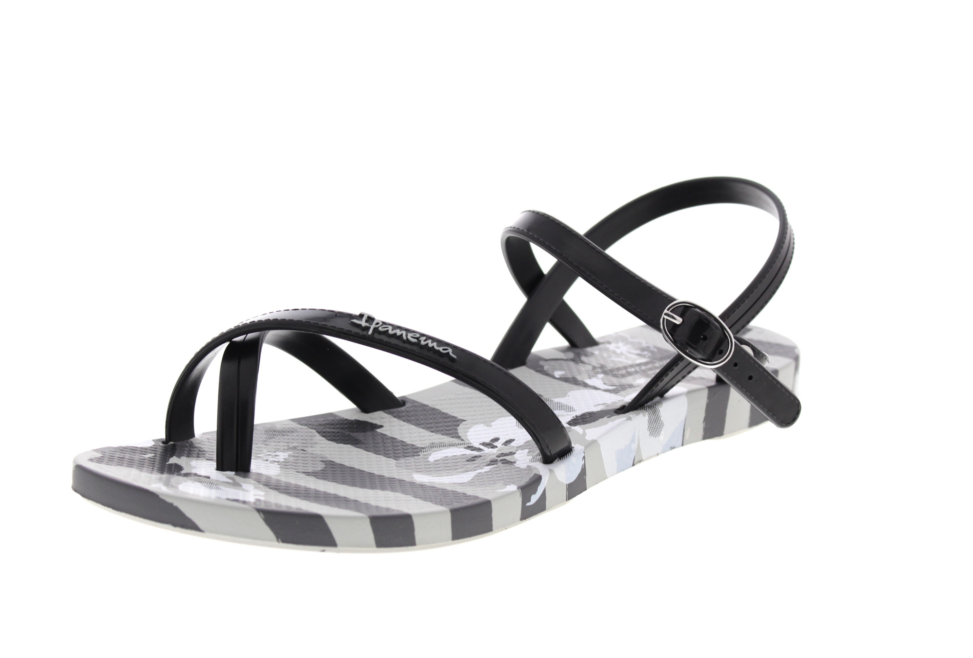 IPANEMA reduziert FASHION SANDAL V 82291 - grey black0-6555