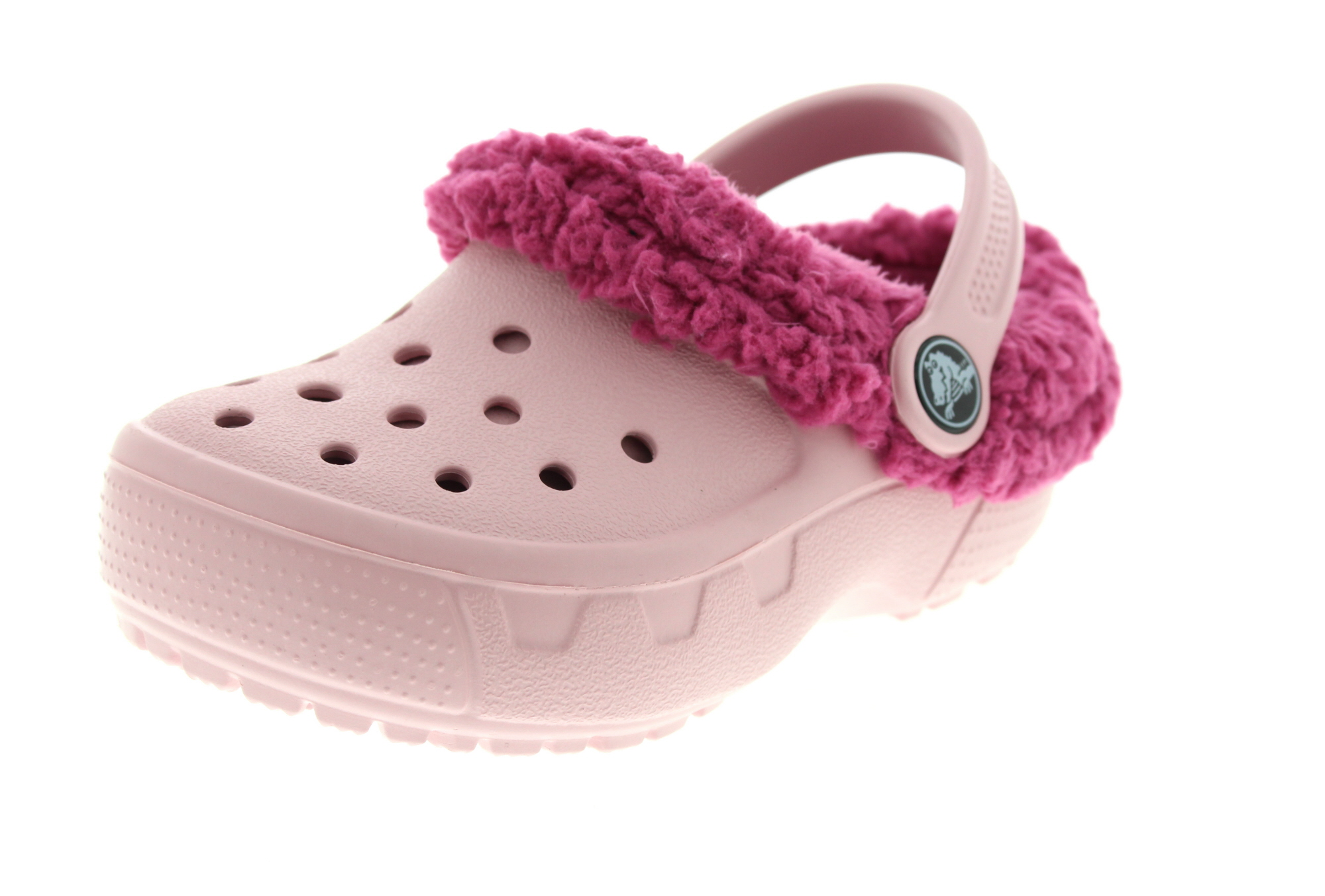 CROCS Kinderschuhe MAMMOTH EVO KIDS - petal pink berry0-6565