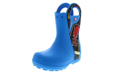 CROCS reduziert Gummistiefel HANDLE IT GRAPHIC BOOT ocean