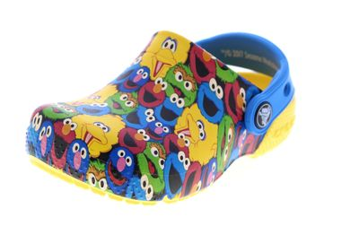CROCS Kinderschuhe - FunLab SESAME STREET Clog - yellow preview 1