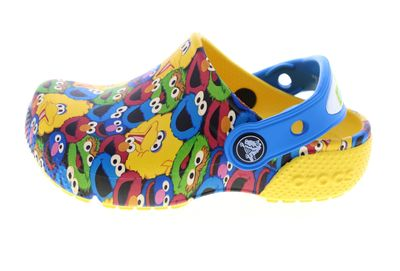 CROCS Kinderschuhe - FunLab SESAME STREET Clog - yellow preview 2