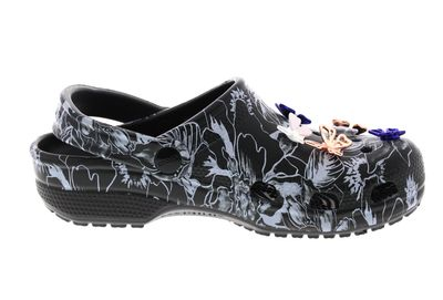 CROCS reduziert CLASSIC BOTANICAL BUTTERFLY CLOG black preview 4