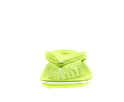 CROCS Schuhe - Zehentrenner CROCBAND FLIP - volt green preview 3