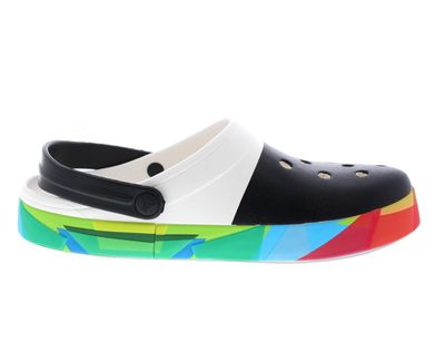 CROCS Clogs reduziert CROCBAND PRISMATIC CLOG - white preview 4