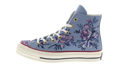 CONVERSE Sneakers - CHUCK 70 HI 561653C - washed denim preview 2