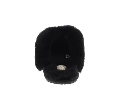 UGG Hausschuhe - SCUFFETTE II SATIN 1096460 - black preview 5