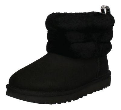 UGG Damenschuhe  Booties FLUFF MINI QUILTED - black