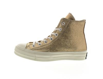 CONVERSE Damen Sneakers CHUCK 70 HI 561730C gold egret preview 2