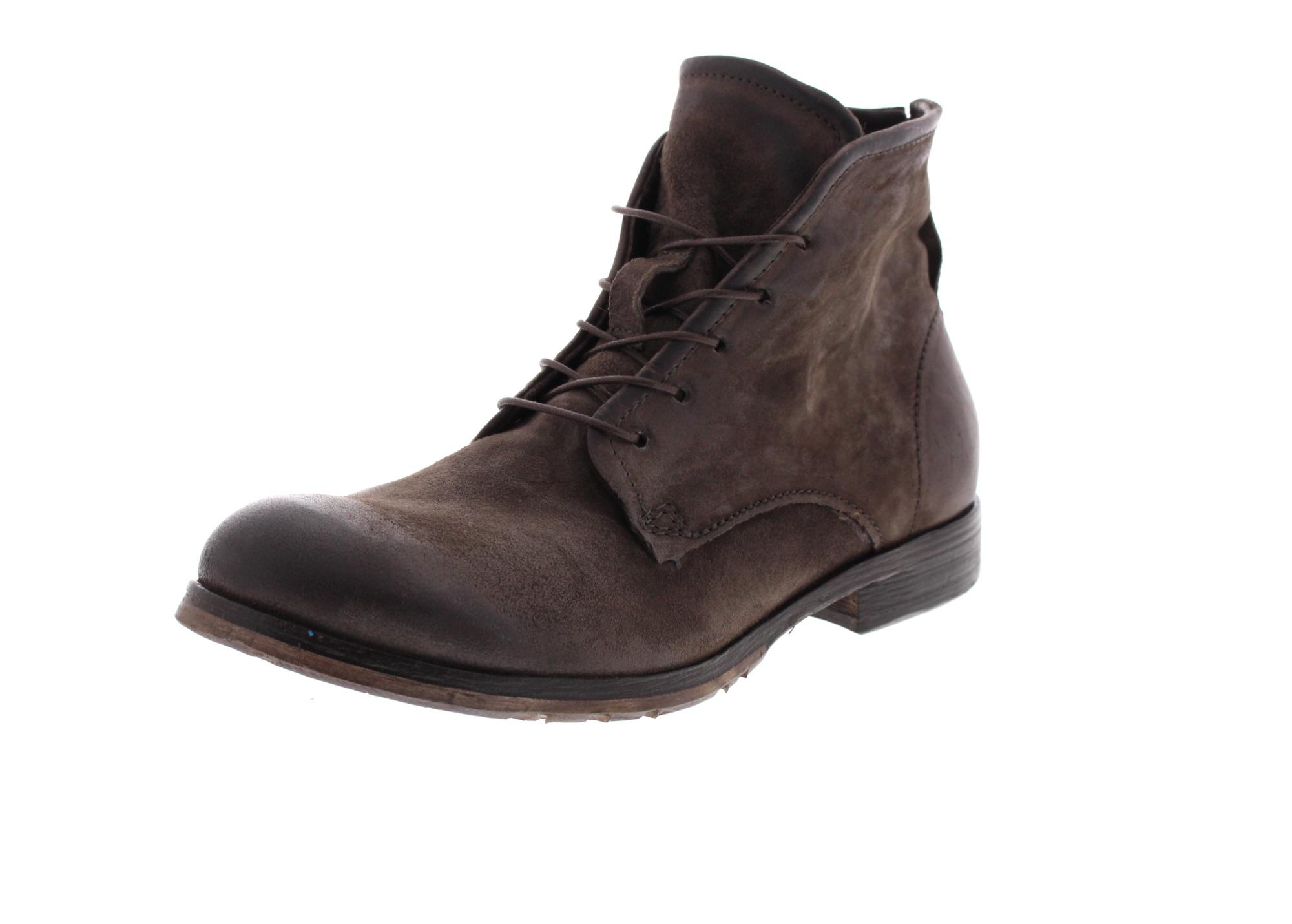 A.S.98 Herrenschuhe - Boots CLASH 401201-1103 - smoke0-6700
