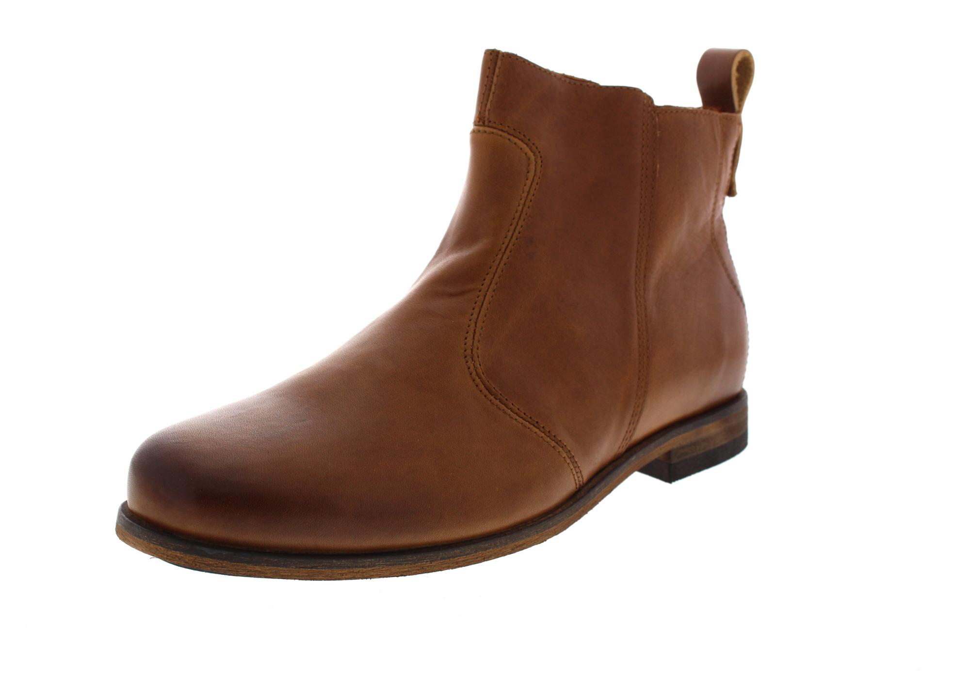 HAGHE by HUB Herrenschuhe - Boots SAVEA - cognac0-6708