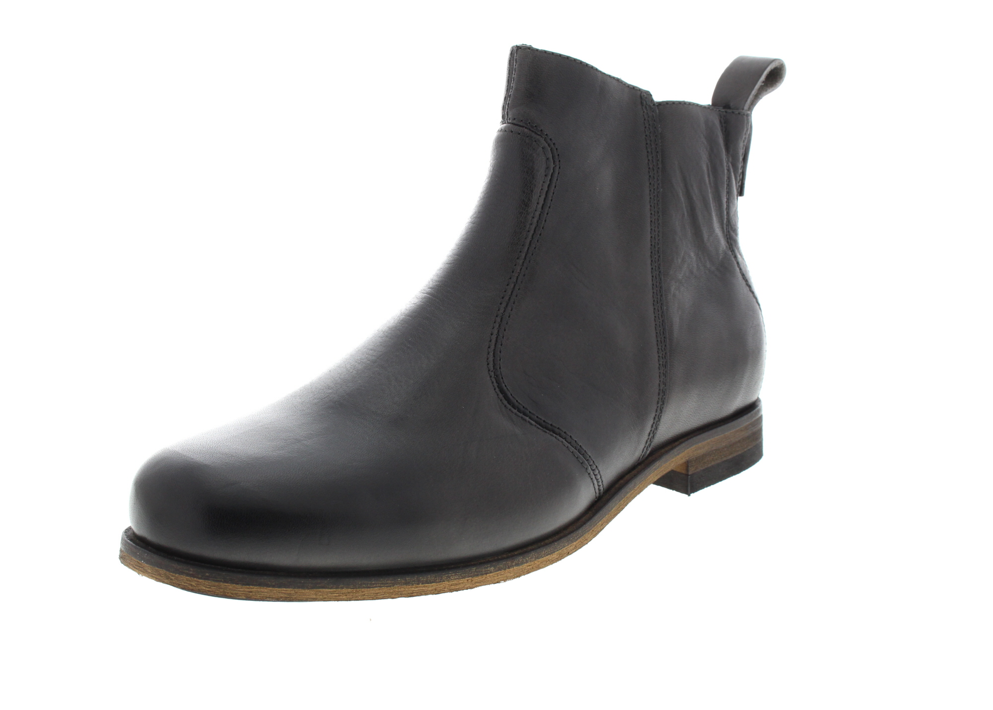 HAGHE by HUB Herrenschuhe - Boots SAVEA - dark grey0-6709