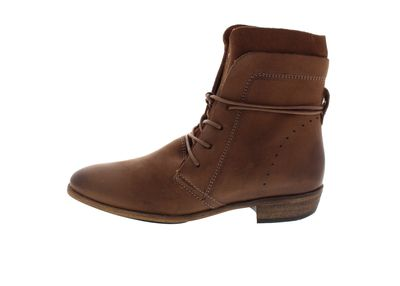 HAGHE by HUB Damenschuhe Stiefeletten - HALLY - tobacco preview 2