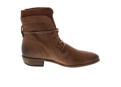 HAGHE by HUB Damenschuhe Stiefeletten - HALLY - tobacco preview 4