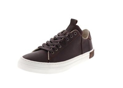 HUB FOOTWEAR Sneakers - HOOK L30 MERLINS - dark brown