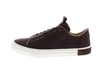 HUB FOOTWEAR Sneakers - HOOK L30 MERLINS - dark brown preview 2