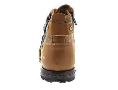 YELLOW CAB Herrenschuhe - Boots INDUSTRIAL 15458 - tan preview 5