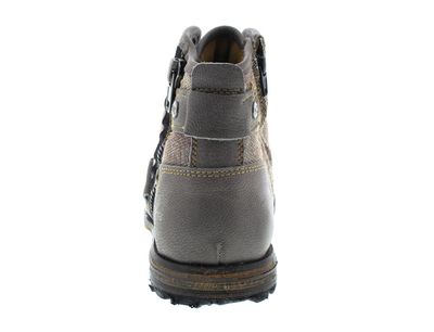 YELLOW CAB Herrenschuhe - Boots INDUSTRIAL 15458 - grey preview 5