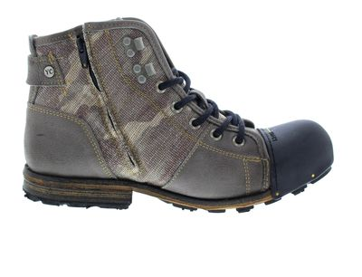 YELLOW CAB Herrenschuhe - Boots INDUSTRIAL 15458 - grey preview 4