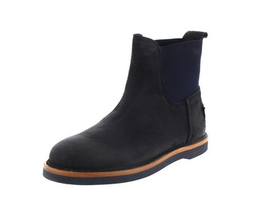 SHABBIES AMSTERDAM - Stiefeletten 181020100 - dark blue preview 1